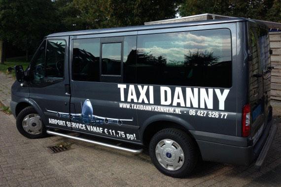 Taxi Arnhem Danny Deluxe - Taxi voor groepen
