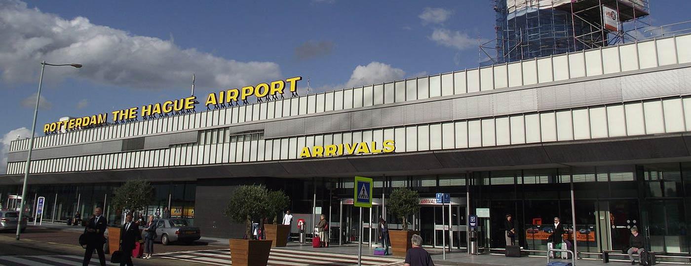 Taxi Arnhem Rotterdam Airport brengt u 24/7 comfortabel naar het vliegveld